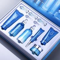 八杯水套装正品九件套水乳官方旗舰店官网补水保湿护肤化妆品男女