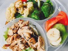 减肥午餐要重视营养搭配